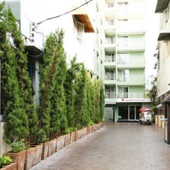I Residence Hotel Sathorn парковка