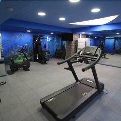 Гостиница Гагарин фитнесс-зал фото 2