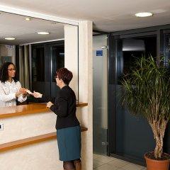Отель Sejours & Affaires Paris-Ivry интерьер отеля фото 3