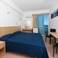 Europa Hotel Rooms & Studios Родос комната для гостей фото 3