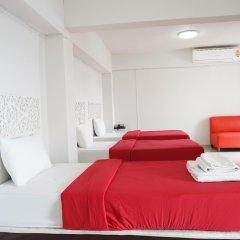 Отель 48 Ville Бангкок комната для гостей фото 5