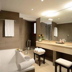 Отель Colonna Palace Hotel Италия, Рим - 2 отзыва об отеле, цены и фото номеров - забронировать отель Colonna Palace Hotel онлайн ванная фото 2