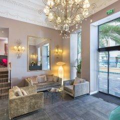 Отель Best Western Lakmi hotel Франция, Ницца - 9 отзывов об отеле, цены и фото номеров - забронировать отель Best Western Lakmi hotel онлайн интерьер отеля