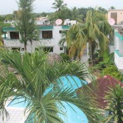 Hotel El Caucho балкон