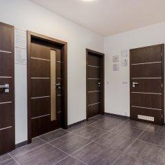 Апартаменты Prague Luxury Apartments сейф в номере