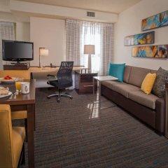 Отель Residence Inn Arlington Rosslyn комната для гостей фото 6