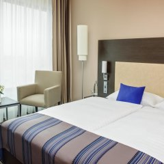 Отель IntercityHotel Hamburg Dammtor-Messe комната для гостей фото 5