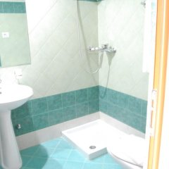 Hotel Livia Саранда ванная фото 2
