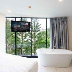 Отель Stay Hotel BKK Таиланд, Бангкок - отзывы, цены и фото номеров - забронировать отель Stay Hotel BKK онлайн ванная
