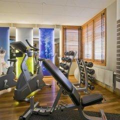 Отель Scandic Park Швеция, Стокгольм - отзывы, цены и фото номеров - забронировать отель Scandic Park онлайн фитнесс-зал фото 2