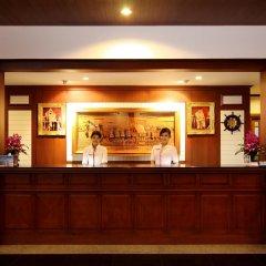 Отель Best Western Premier Bangtao Beach Resort And Spa Пхукет интерьер отеля