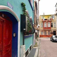 Elele Boutique Aparts Турция, Стамбул - отзывы, цены и фото номеров - забронировать отель Elele Boutique Aparts онлайн балкон