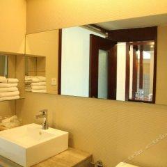 Отель Jintai Hostel Китай, Чжуншань - отзывы, цены и фото номеров - забронировать отель Jintai Hostel онлайн ванная