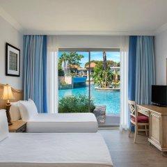 IC Hotels Residence Турция, Кунду - отзывы, цены и фото номеров - забронировать отель IC Hotels Residence - All Inclusive онлайн комната для гостей фото 4
