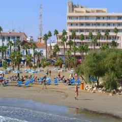Amorgos Boutique Hotel in Larnaca, Cyprus from 51$, photos, reviews - zenhotels.com beach