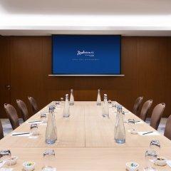 Radisson Blu Olympiyskiy Hotel Москва помещение для мероприятий фото 2