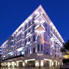 Venus Hotel Taksim Турция, Стамбул - 1 отзыв об отеле, цены и фото номеров - забронировать отель Venus Hotel Taksim онлайн вид на фасад