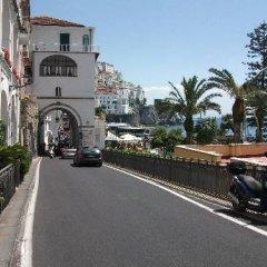 Отель Holidays Baia D'Amalfi городской автобус