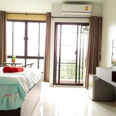 Отель The All 24 Luxury Residence Бангкок комната для гостей фото 2