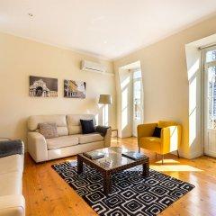Апартаменты Liberdade Deluxe Apartment комната для гостей фото 5