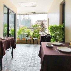 Отель Bally Suite Silom Бангкок питание фото 2