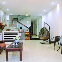 Отель Game Homestay Вьетнам, Хойан - отзывы, цены и фото номеров - забронировать отель Game Homestay онлайн интерьер отеля
