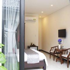 Отель La Me Villa Hoi An Вьетнам, Хойан - отзывы, цены и фото номеров - забронировать отель La Me Villa Hoi An онлайн балкон