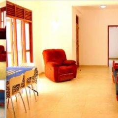 Апартаменты Ocean Breeze Apartment Colombo Вилла с различными типами кроватей фото 11