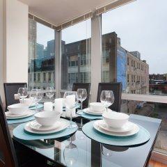Апартаменты Capitol Hill Fully Furnished Apartments, Sleeps 5-6 Guests Вашингтон балкон