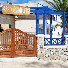 Отель Aretousa Villas Греция, Остров Санторини - отзывы, цены и фото номеров - забронировать отель Aretousa Villas онлайн детские мероприятия