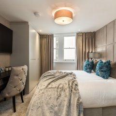 Отель Incredible 6 Storey 4 bed Luxury House in St James Лондон комната для гостей фото 2