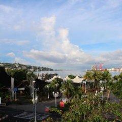 Отель Mahana Lodge Hostel & Backpacker Французская Полинезия, Папеэте - отзывы, цены и фото номеров - забронировать отель Mahana Lodge Hostel & Backpacker онлайн пляж