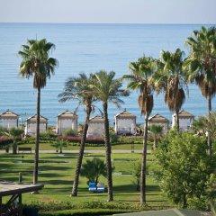 Отель Limak Arcadia Golf & Sport Resort - All Inclusive Белек пляж фото 2