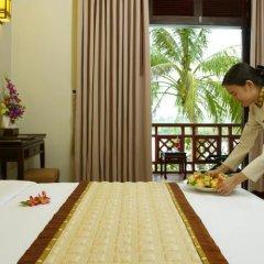 Отель Hoi An Beach Resort балкон фото 2