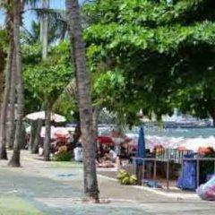 Aya Boutique Hotel Pattaya пляж