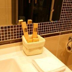 Отель Атлаза Сити Резиденс Екатеринбург ванная фото 6