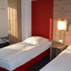 Отель Minerva Garni Германия, Дюссельдорф - 1 отзыв об отеле, цены и фото номеров - забронировать отель Minerva Garni онлайн комната для гостей фото 2