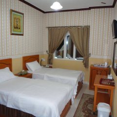 Al Jazeerah Hotel комната для гостей фото 3