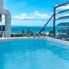 Glyfada Hotel бассейн фото 3
