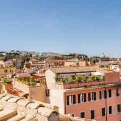 Отель Renzi Amazing Terrace балкон