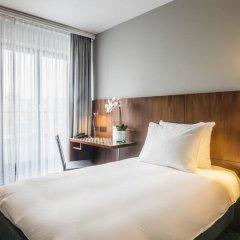 Отель NH Brussels EU Berlaymont Бельгия, Брюссель - 4 отзыва об отеле, цены и фото номеров - забронировать отель NH Brussels EU Berlaymont онлайн комната для гостей фото 5