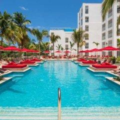 Отель S Hotel Jamaica Ямайка, Монтего-Бей - отзывы, цены и фото номеров - забронировать отель S Hotel Jamaica онлайн бассейн фото 2