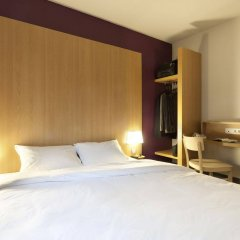 Отель B&B Hôtel LYON Centre Monplaisir Франция, Лион - отзывы, цены и фото номеров - забронировать отель B&B Hôtel LYON Centre Monplaisir онлайн комната для гостей фото 3