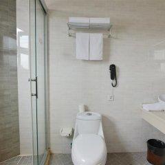 Joyfulstar Hotel Pudong Airport Chenyang ванная фото 2
