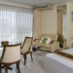 Апартаменты Jomtien View Talay 1 Studio Apartment Паттайя спа
