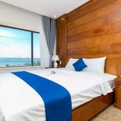 Отель Navy Hotel Cam Ranh Вьетнам, Камрань - отзывы, цены и фото номеров - забронировать отель Navy Hotel Cam Ranh онлайн комната для гостей фото 3