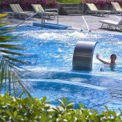 Отель Bristol Buja Италия, Абано-Терме - 2 отзыва об отеле, цены и фото номеров - забронировать отель Bristol Buja онлайн пляж фото 2