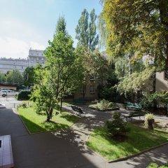 Апартаменты Bonifraterska Studio for 4 (A9) балкон