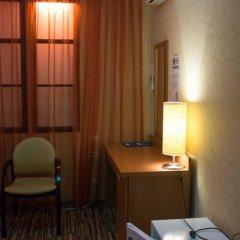 Сакура Отель 4* Стандартный номер с двуспальной кроватью фото 15