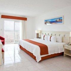 Отель Holiday Inn Cancun Arenas Мексика, Канкун - отзывы, цены и фото номеров - забронировать отель Holiday Inn Cancun Arenas онлайн комната для гостей фото 3